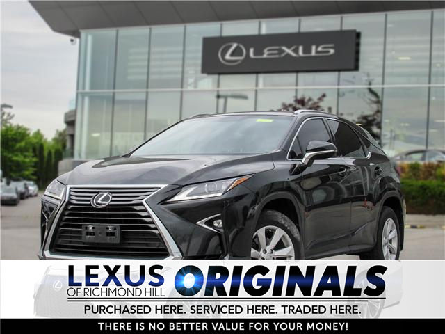 2016 Lexus RX 350 Base (Stk: 12178G) in Richmond Hill - Image 1 of 17