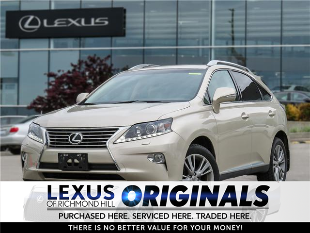 2013 Lexus RX 350 Base (Stk: 12171G) in Richmond Hill - Image 1 of 19