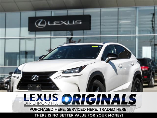 2017 Lexus NX 200t Base (Stk: 12236G) in Richmond Hill - Image 1 of 18