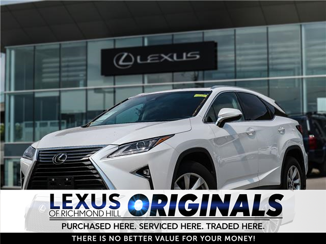 2018 Lexus RX 350 Base (Stk: 12265G) in Richmond Hill - Image 1 of 23