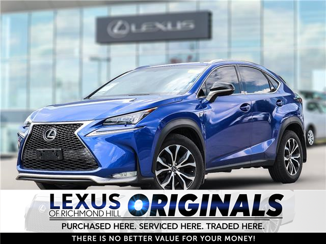2015 Lexus NX 200t  (Stk: 12304G) in Richmond Hill - Image 1 of 25