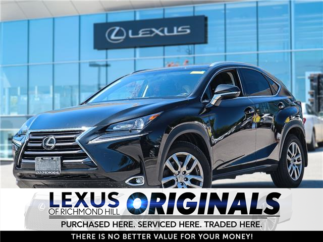 2017 Lexus NX 200t  (Stk: 12383G) in Richmond Hill - Image 1 of 23