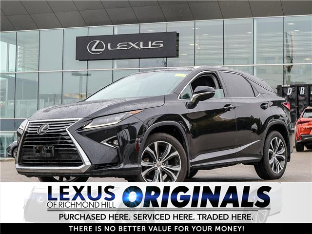 2017 Lexus RX 350  (Stk: 12521G) in Richmond Hill - Image 1 of 22