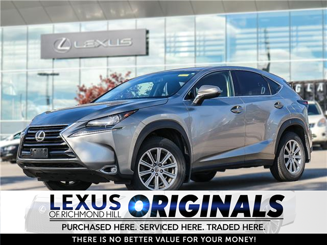 2017 Lexus NX 200t  (Stk: 12555G) in Richmond Hill - Image 1 of 22