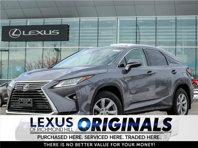 2017 Lexus RX 350  (Stk: 12735G) in Richmond Hill - Image 1 of 15