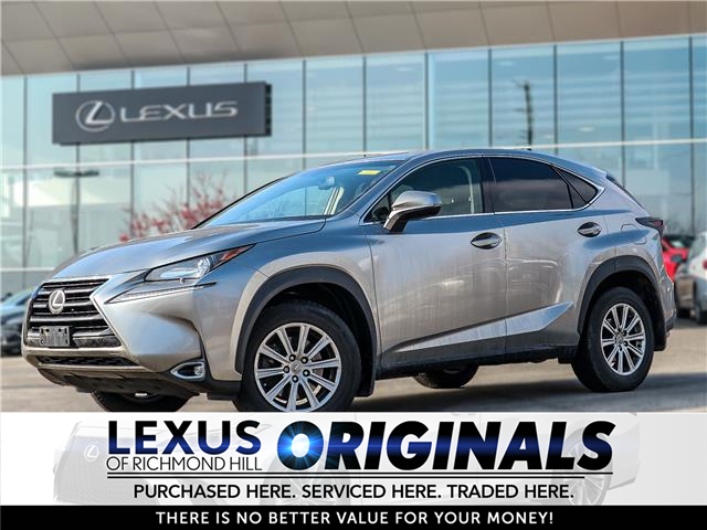 2017 Lexus NX 200t  (Stk: 12662G) in Richmond Hill - Image 1 of 22