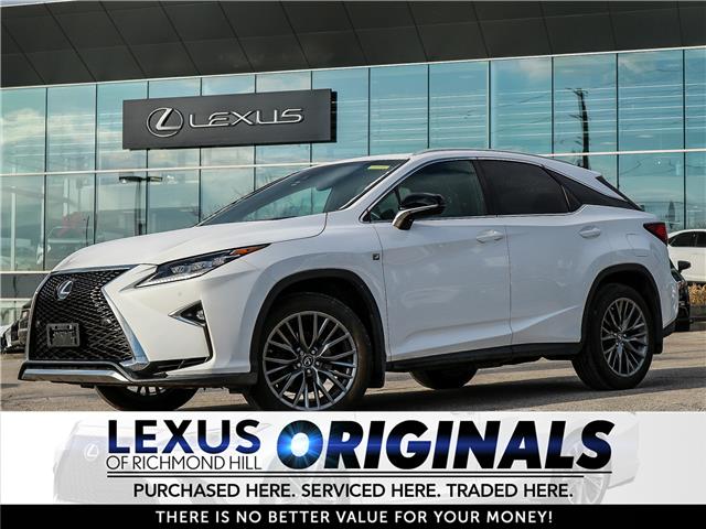 2018 Lexus RX 350  (Stk: 12668G) in Richmond Hill - Image 1 of 23