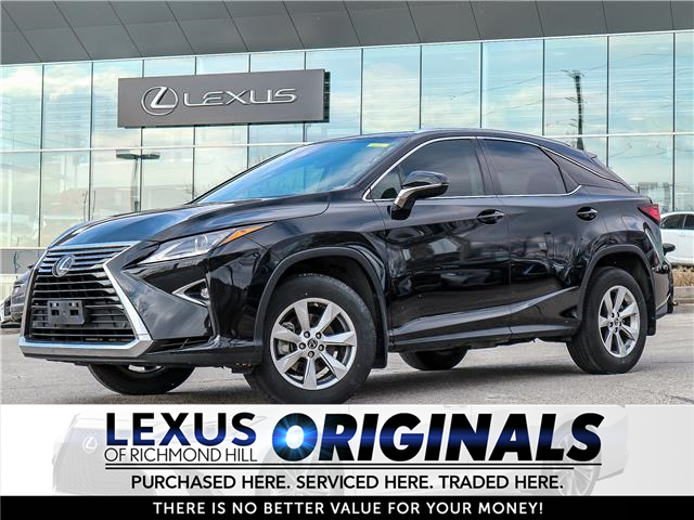 2018 Lexus RX 350  (Stk: 12652G) in Richmond Hill - Image 1 of 20
