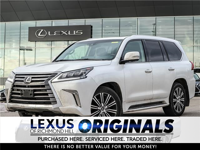 2018 Lexus LX 570  (Stk: 12743G) in Richmond Hill - Image 1 of 16