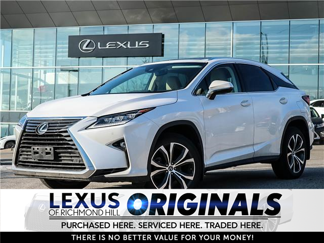 2018 Lexus RX 350  (Stk: 12733G) in Richmond Hill - Image 1 of 19