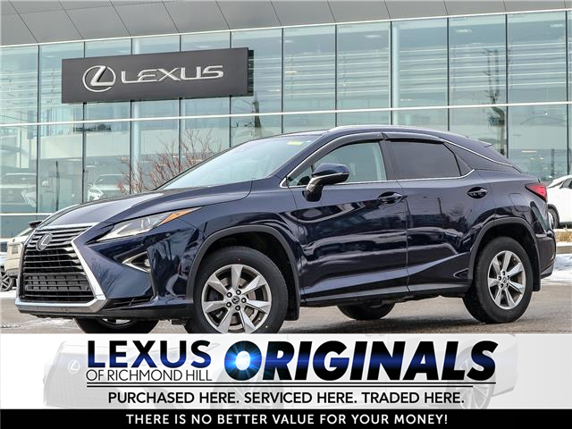 2018 Lexus RX 350  (Stk: 12681G) in Richmond Hill - Image 1 of 22