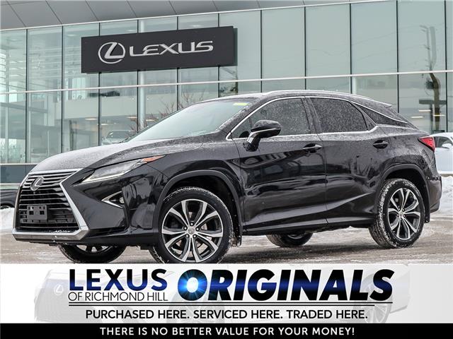 2017 Lexus RX 350  (Stk: 12768G) in Richmond Hill - Image 1 of 26