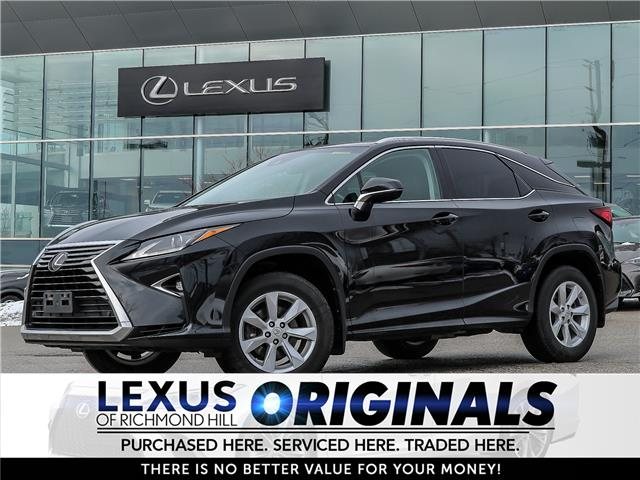 2017 Lexus RX 350  (Stk: 12804G) in Richmond Hill - Image 1 of 24