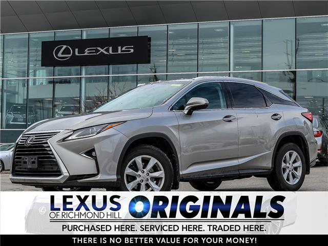 2017 Lexus RX 350  (Stk: 12832G) in Richmond Hill - Image 1 of 23