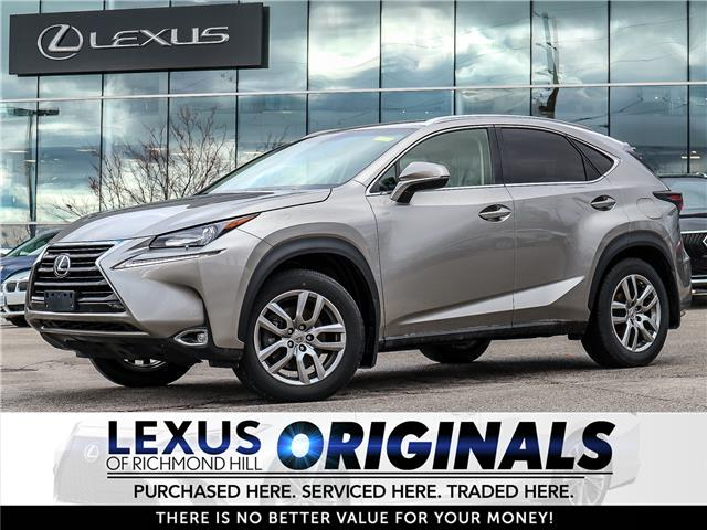 2017 Lexus NX 200t  (Stk: 12935G) in Richmond Hill - Image 1 of 23