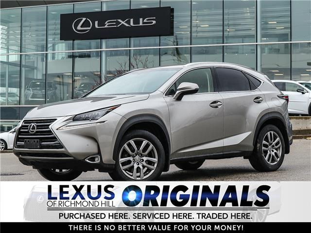 2016 Lexus NX 200t  (Stk: 12942G) in Richmond Hill - Image 1 of 25