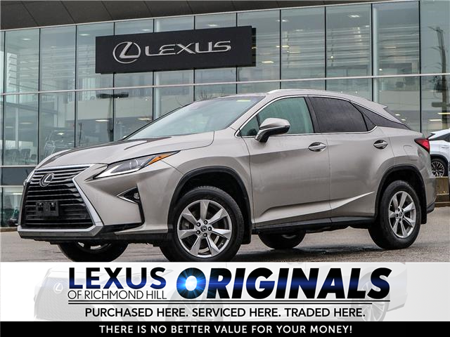 2018 Lexus RX 350  (Stk: 12932G) in Richmond Hill - Image 1 of 17