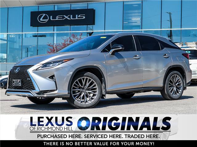 2018 Lexus RX 350  (Stk: 13045G) in Richmond Hill - Image 1 of 23
