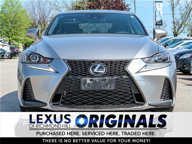 2018 Lexus IS 300  (Stk: 13072G) in Richmond Hill - Image 1 of 2