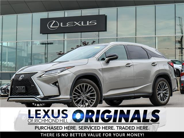 2017 Lexus RX 350  (Stk: 13084G) in Richmond Hill - Image 1 of 24