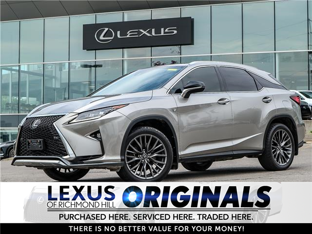2017 Lexus RX 350  (Stk: 13068G) in Richmond Hill - Image 1 of 23