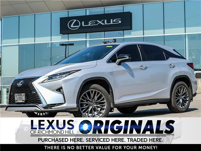 2016 Lexus RX 350  (Stk: 13205G) in Richmond Hill - Image 1 of 23