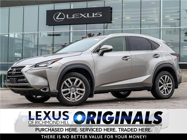 2017 Lexus NX 200t  (Stk: 13581G) in Richmond Hill - Image 1 of 10