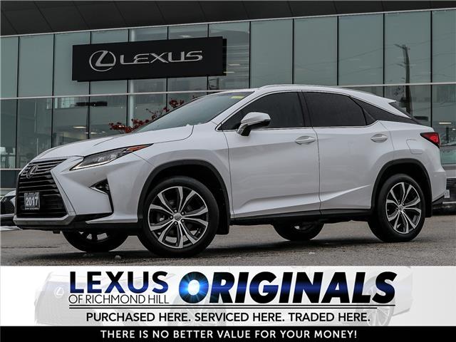 2017 Lexus RX 350  (Stk: 13726G) in Richmond Hill - Image 1 of 22