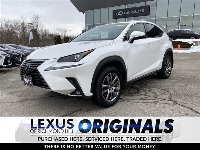 2019 Lexus NX 300  (Stk: 13865G) in Richmond Hill - Image 1 of 18