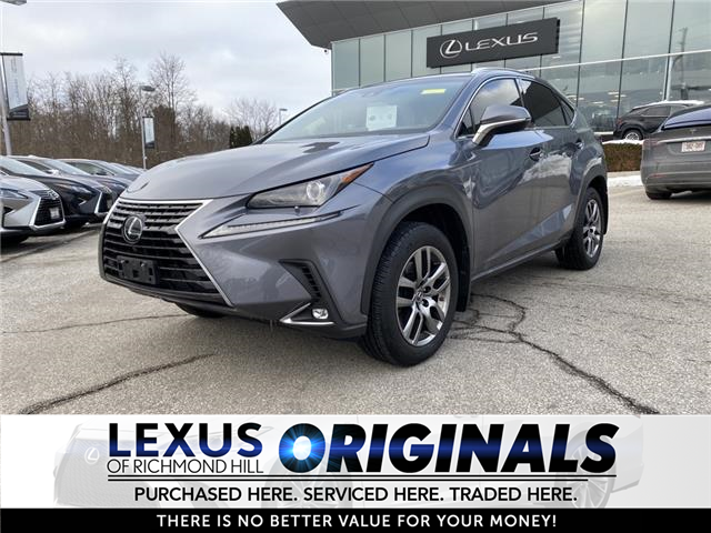 2018 Lexus NX 300 Base (Stk: 13905G) in Richmond Hill - Image 1 of 18