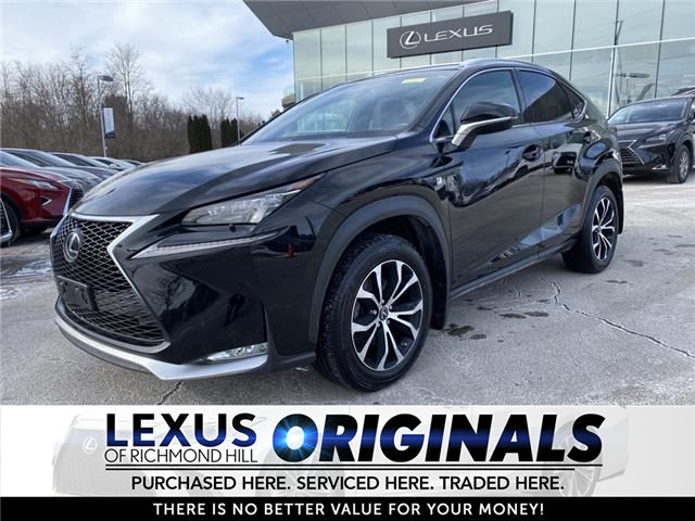 2017 Lexus NX 200t  (Stk: 13972G) in Richmond Hill - Image 1 of 24
