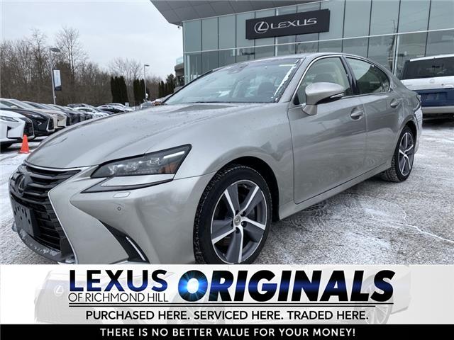 2017 Lexus GS 350  (Stk: 14018G) in Richmond Hill - Image 1 of 19
