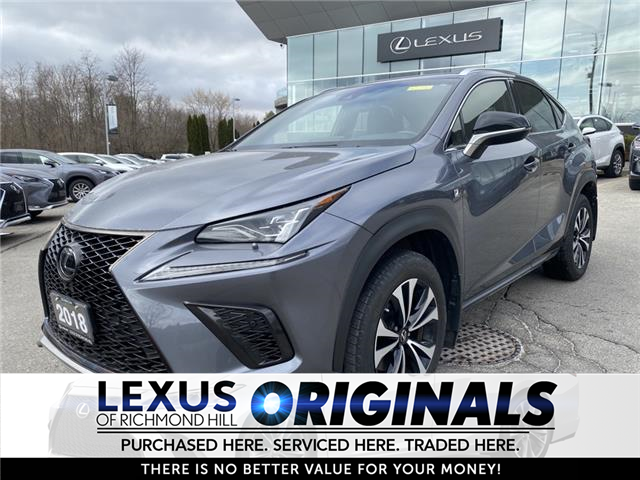 2018 Lexus NX 300  (Stk: 14079G) in Richmond Hill - Image 1 of 22