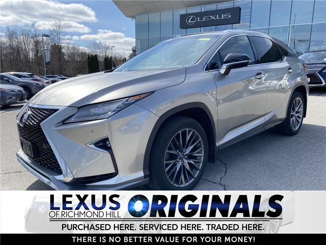 2018 Lexus RX 350  (Stk: 14209G) in Richmond Hill - Image 1 of 19