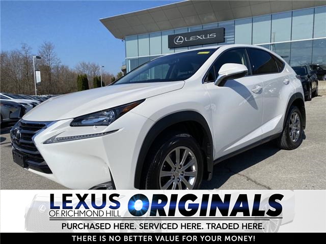 2017 Lexus NX 200t Base (Stk: 14153G) in Richmond Hill - Image 1 of 16