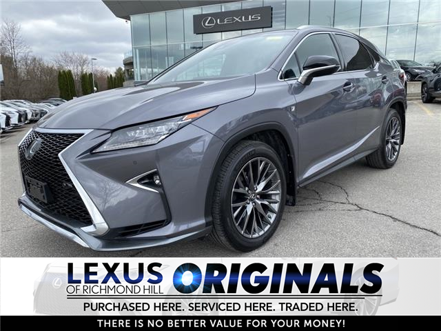 2017 Lexus RX 350  (Stk: 14167G) in Richmond Hill - Image 1 of 21