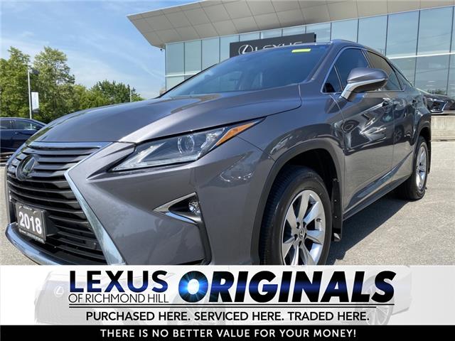 2018 Lexus RX 350 Base (Stk: 14450G) in Richmond Hill - Image 1 of 19
