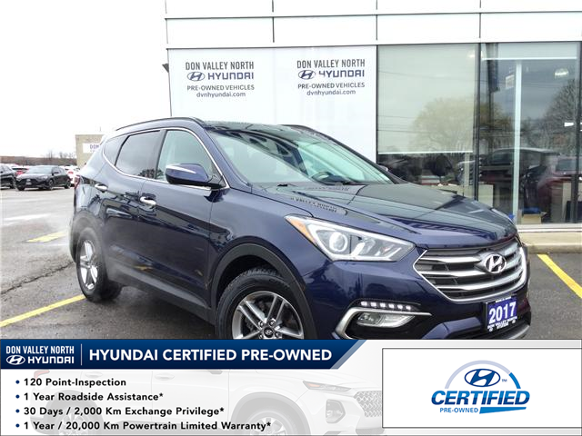 2017 Hyundai Santa Fe Sport 2.4 Luxury (Stk: 7668H) in Markham - Image 1 of 24