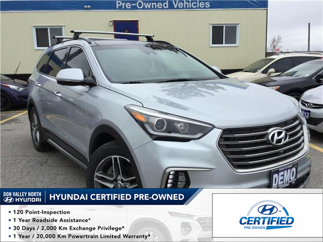 2019 Hyundai Santa Fe XL Ultimate (Stk: 7703H) in Markham - Image 1 of 26