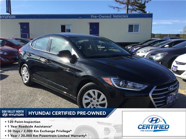 2017 Hyundai Elantra LE (Stk: 7707H) in Markham - Image 1 of 4