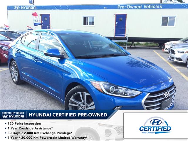 2017 Hyundai Elantra GLS (Stk: 7769H) in Markham - Image 1 of 23
