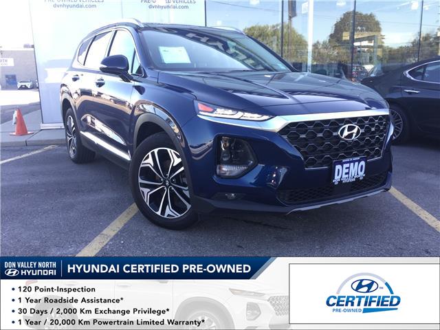 2019 Hyundai Santa Fe Ultimate 2.0 (Stk: 7864H) in Markham - Image 1 of 30