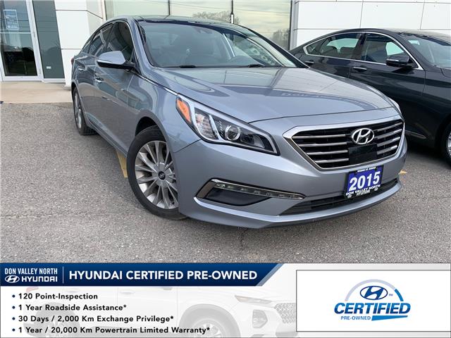2015 Hyundai Sonata Limited (Stk: 7940H) in Markham - Image 1 of 25
