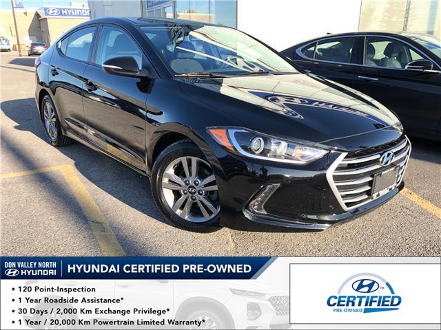 2017 Hyundai Elantra GL (Stk: 8051H) in Markham - Image 1 of 20