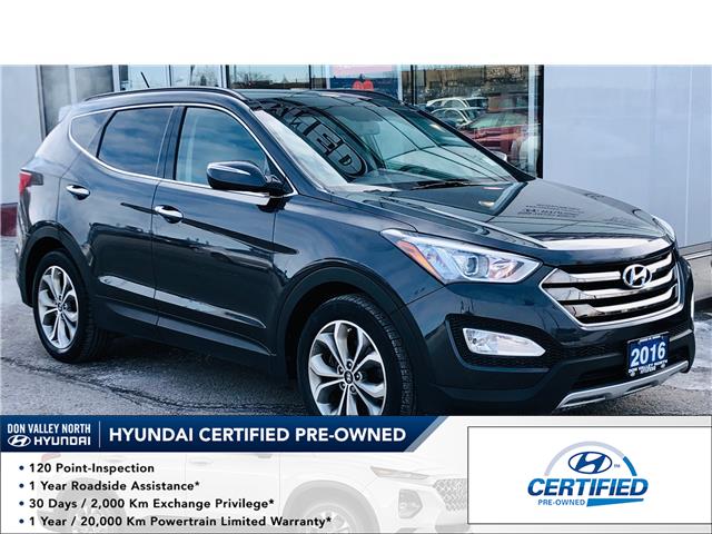 2016 Hyundai Santa Fe Sport 2.0T SE (Stk: 8285H) in Markham - Image 1 of 26