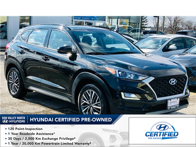 2019 Hyundai Tucson Preferred w/Trend Package (Stk: 8330H) in Markham - Image 1 of 25