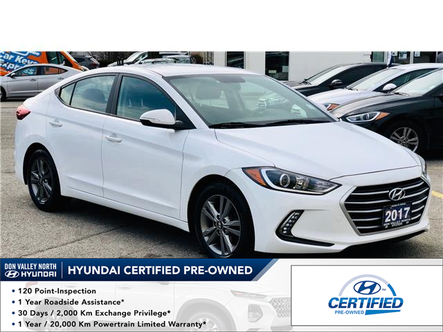 2017 Hyundai Elantra GL (Stk: 8361H) in Markham - Image 1 of 24