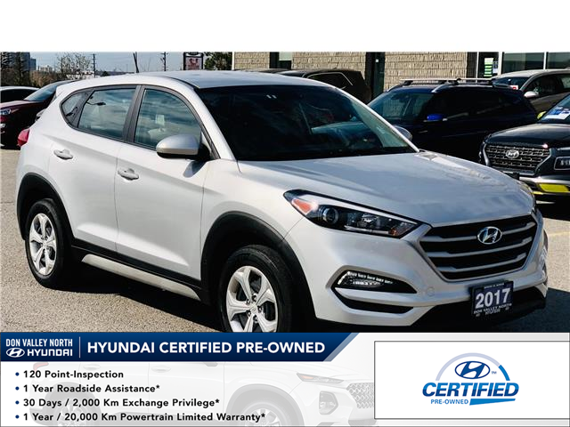 2017 Hyundai Tucson Base (Stk: 8395H) in Markham - Image 1 of 21