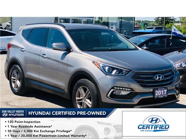 2017 Hyundai Santa Fe Sport 2.4 Base (Stk: 8466H) in Markham - Image 1 of 23
