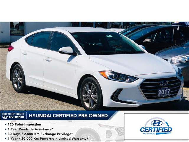 2017 Hyundai Elantra GL (Stk: 8493H) in Markham - Image 1 of 20
